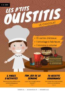 Les P'tits Ouistitis et le chocolat