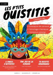 Les P'tits Ouistitis et le carnaval