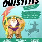 Les P'tits Ouistitis et la mythologie grecque