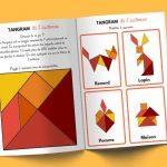 Tangram de l'automne à télécharger
