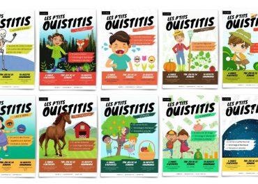 Les P'tits Ouistitis pack d'automne