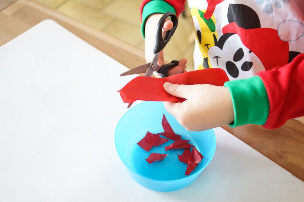 Idée activité de noël, vitraux décoratif pour noël, Activité manuelle pour enfant