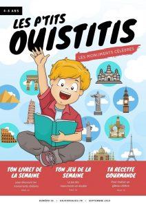 Les P'tits Ouistitis et les monuments célèbres