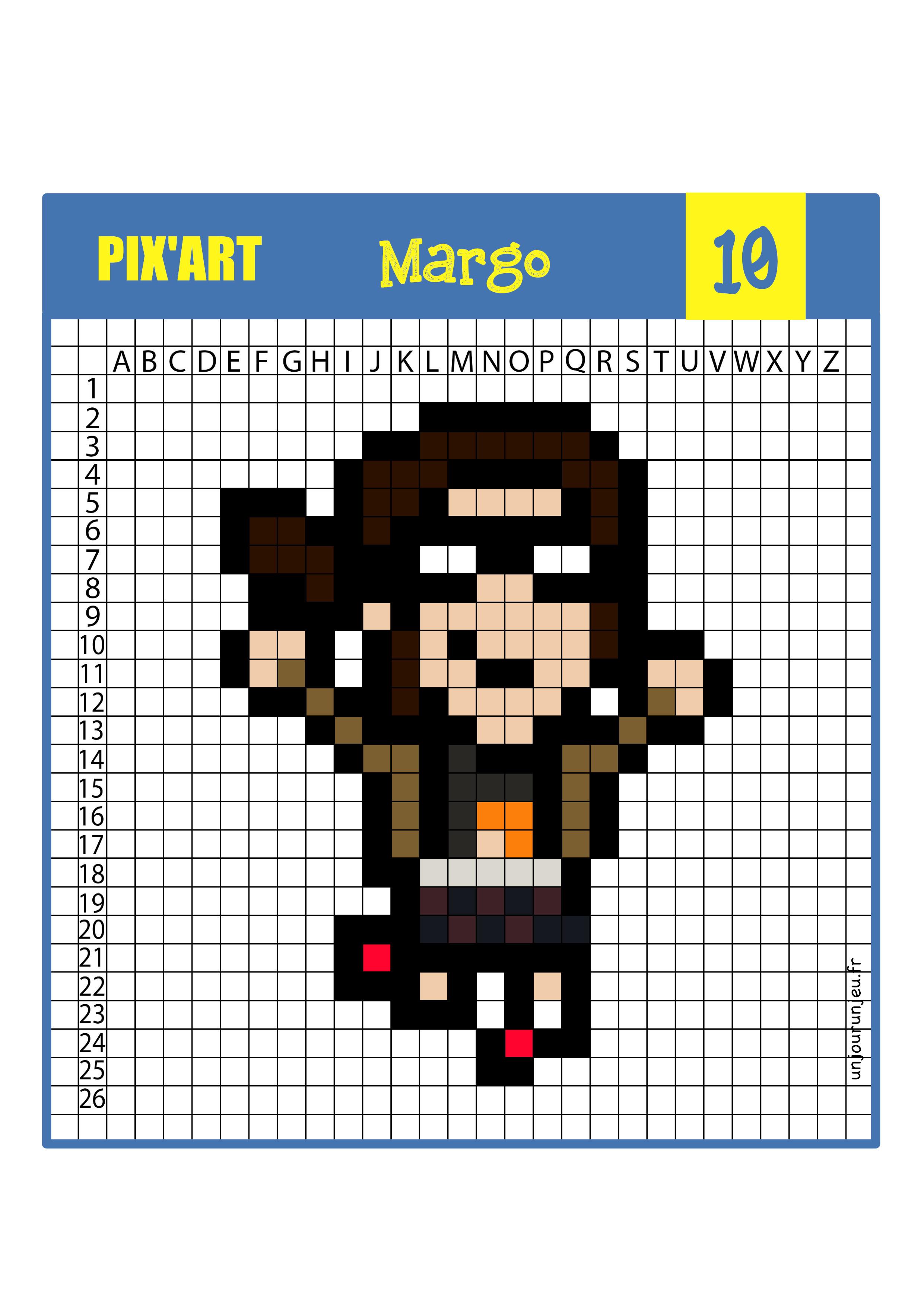Pixel Art Minions 12 Modeles A Telecharger Gratuitement