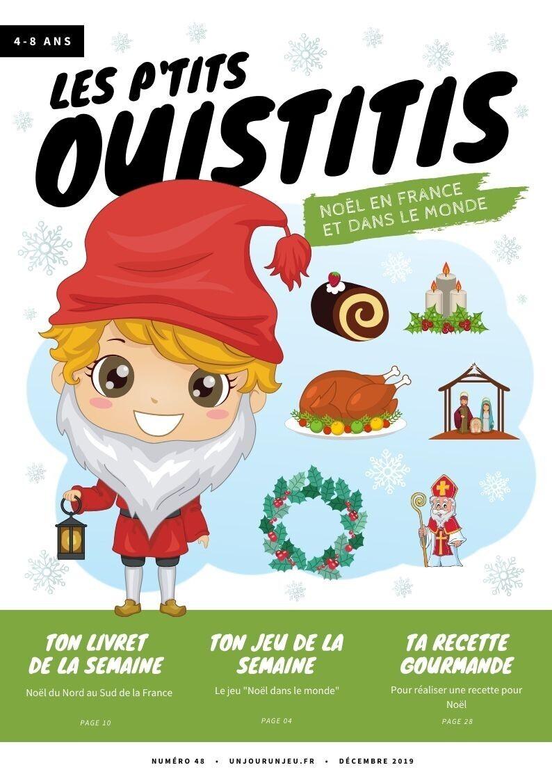 Noel dans le monde avec les P'tits Ouistitis