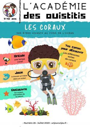 Académie des ouistitis et les coraux