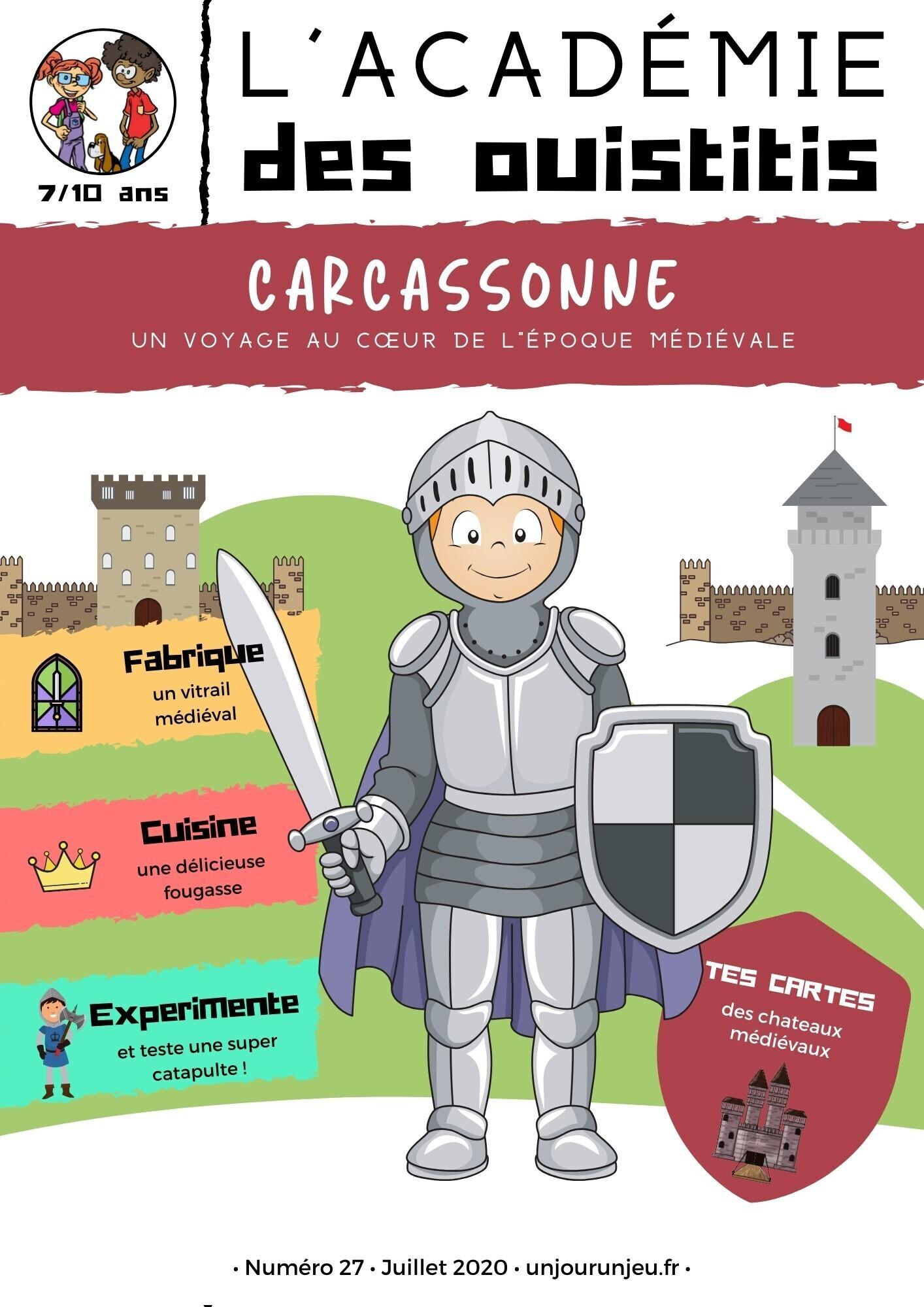 Académie des Ouistitis à Carcassonne