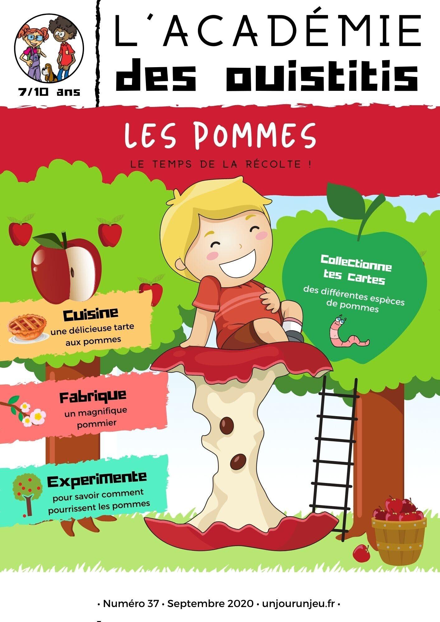 Académie des Ouistitis mange des pommes