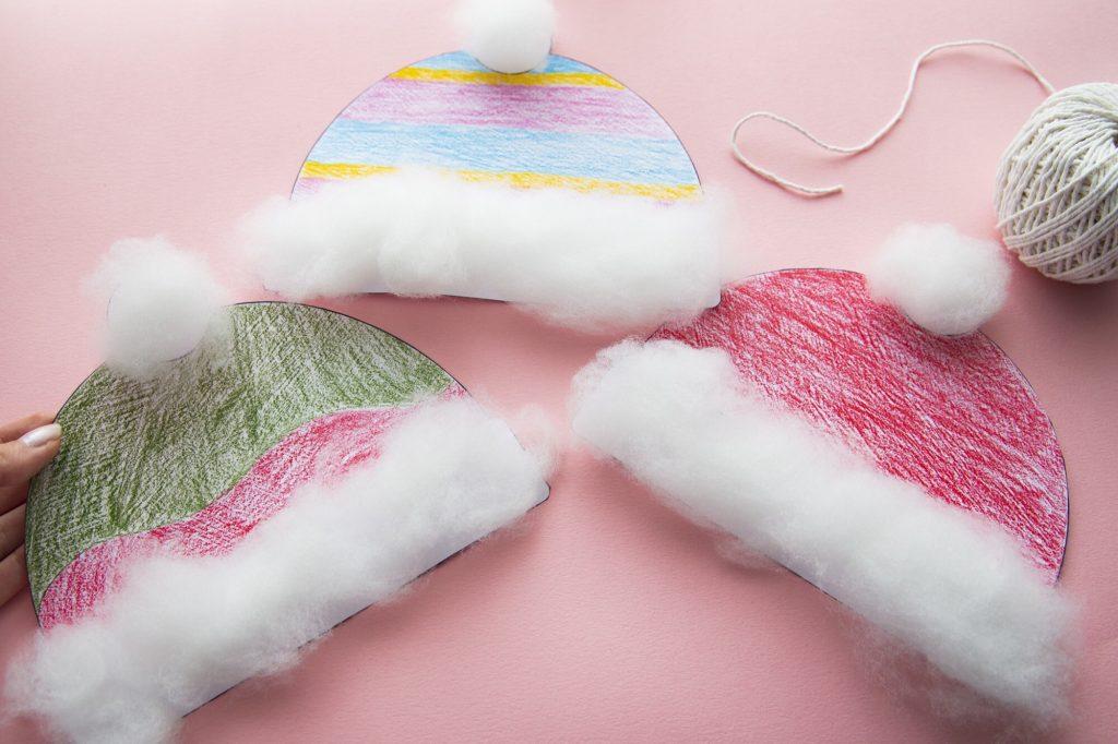 Mes bonnets d'hiver - étape 6