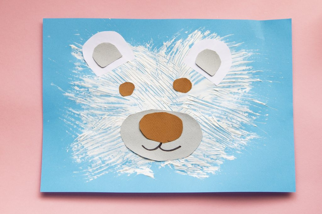 Mon ours polaire - rendu final