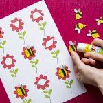 Des formes et des abeilles