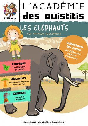 L'Académie est les éléphants