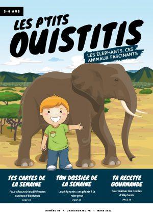 Les P'tits Ouistitis et les éléphants