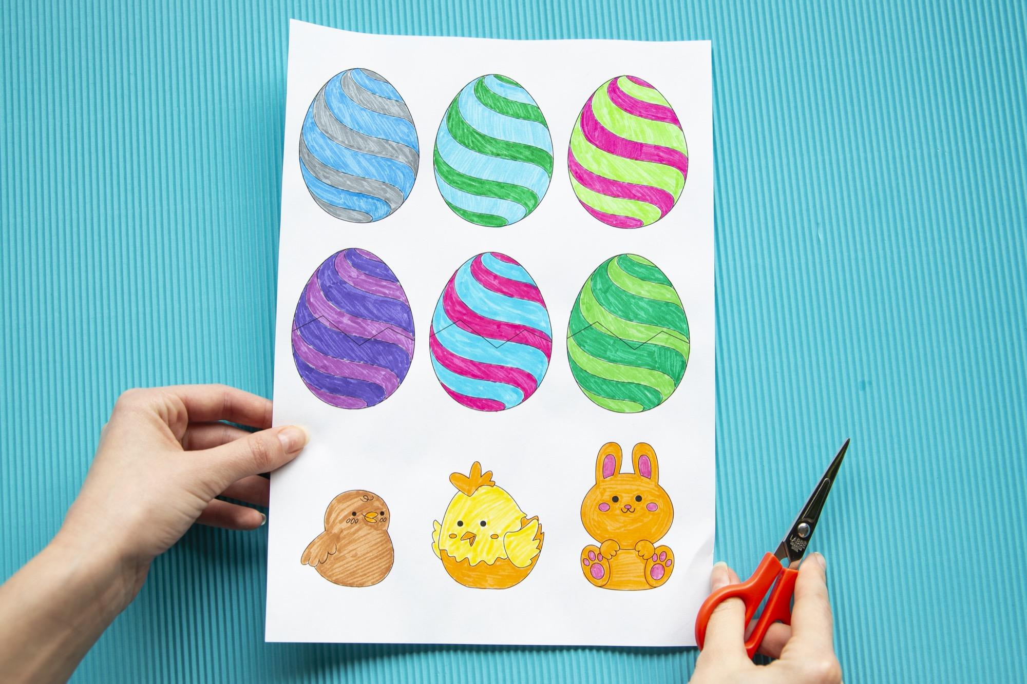 Mes œufs surprises de Pâques - 2