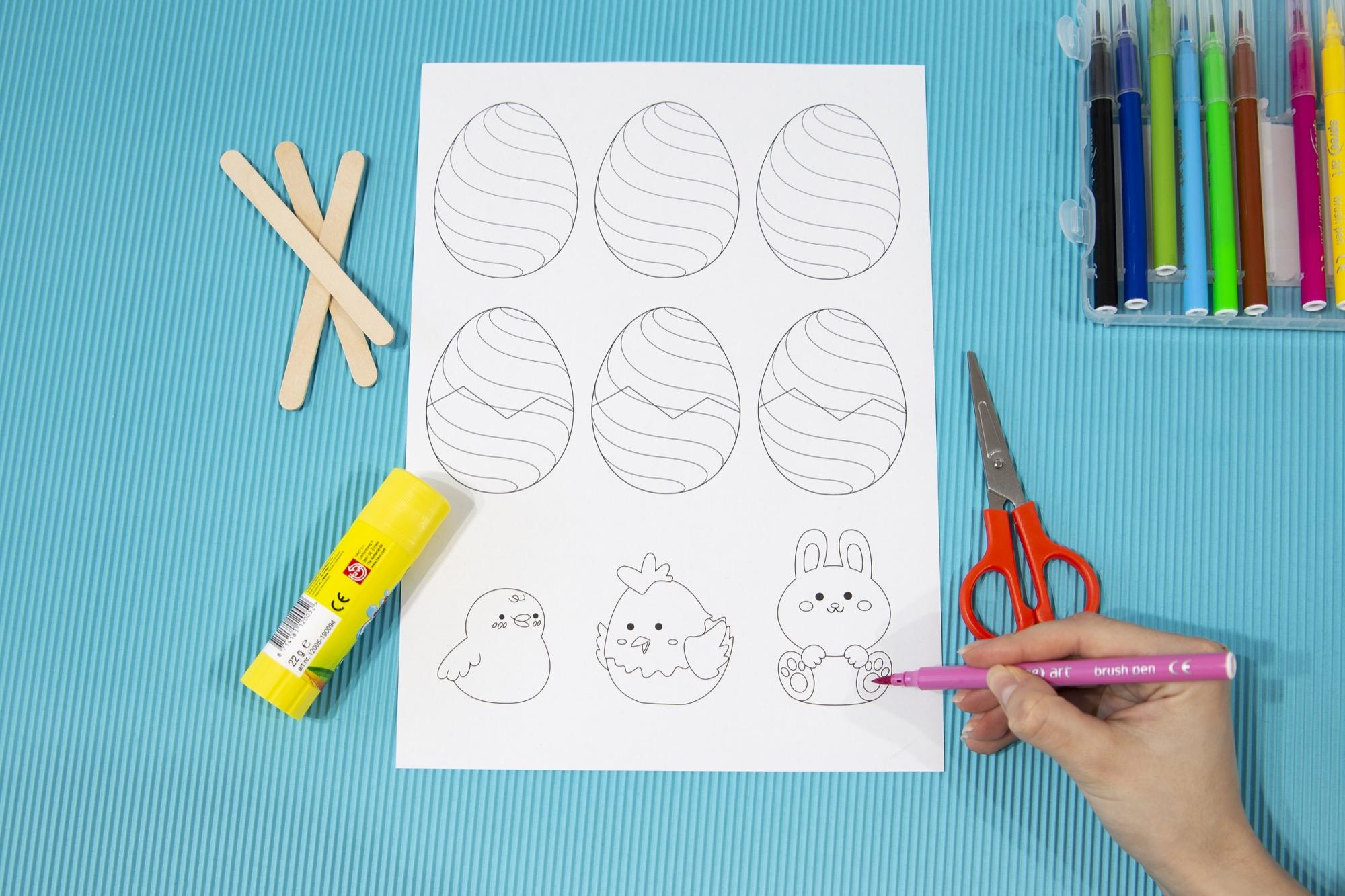 Mes œufs surprises de Pâques - 1