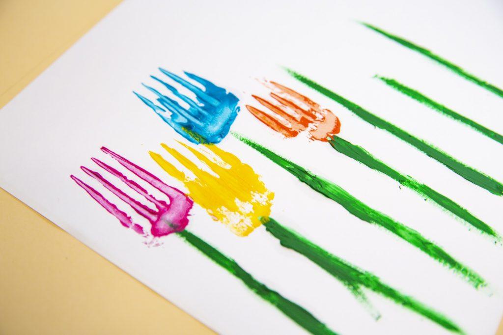 Mes fleurs fourchettes