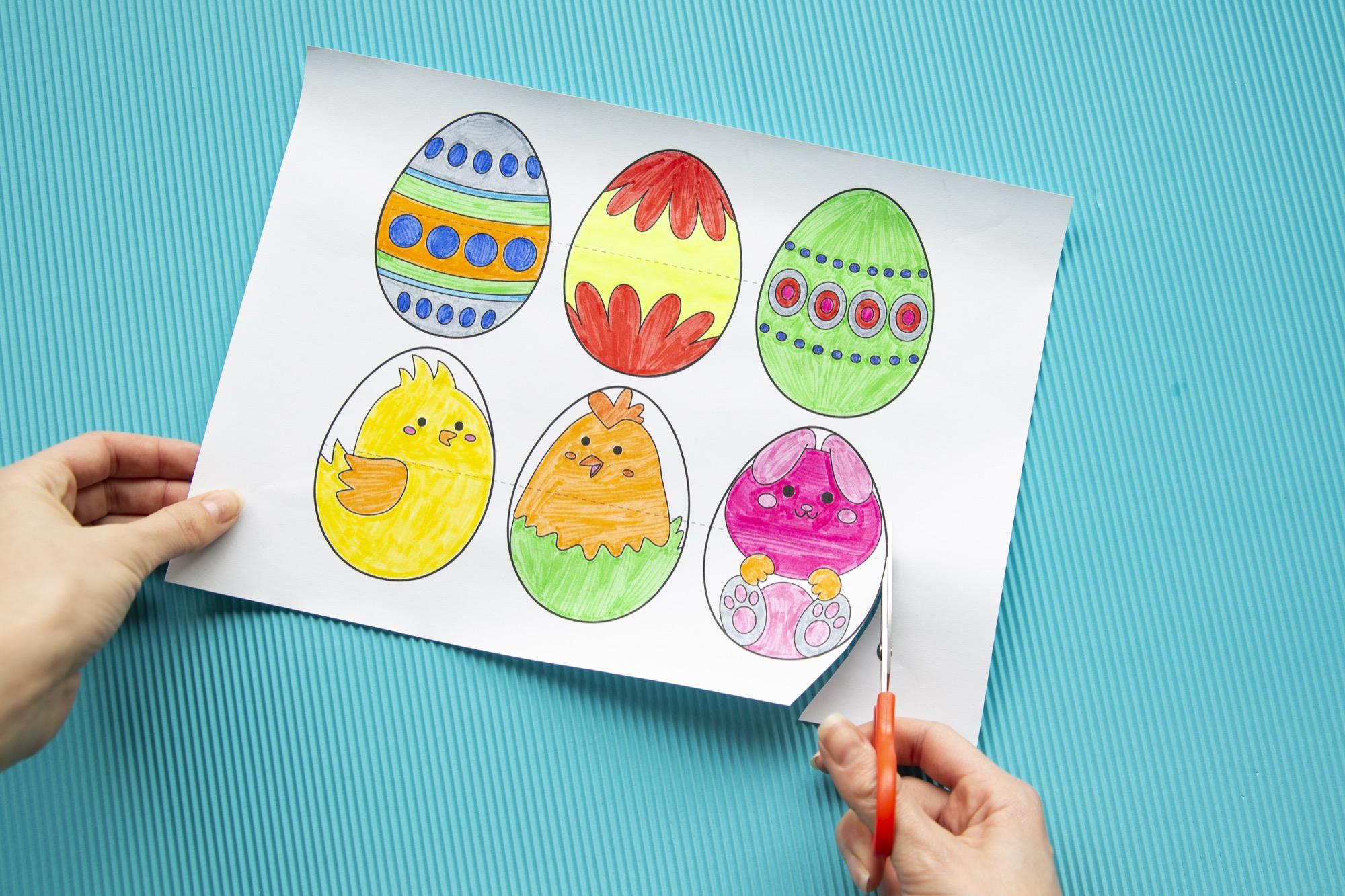 Mon œufs surprise de Pâques - 2