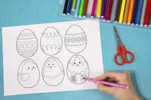 Mon œufs surprise de Pâques - 1