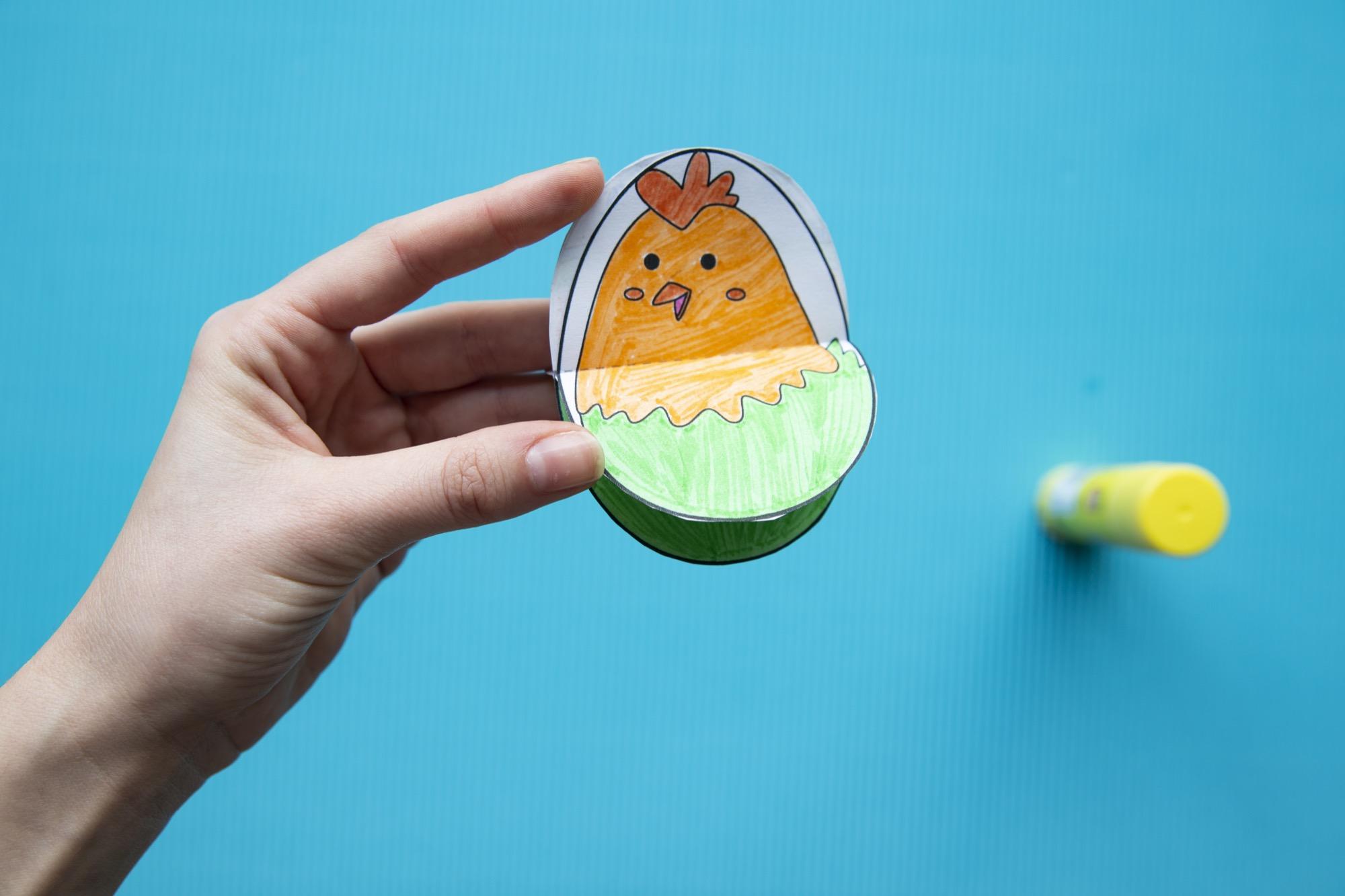 Mon œufs surprise de Pâques - 7