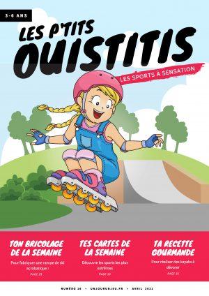 Les P'tits Ouistitis et les sports extrêmes