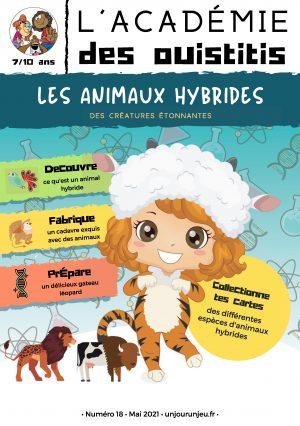 L'Académie des Ouistitis et les animaux hybrides