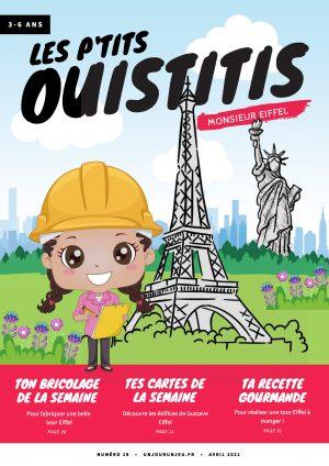 Les P'tits Ouistitis à la rencontre Gustave Eiffel