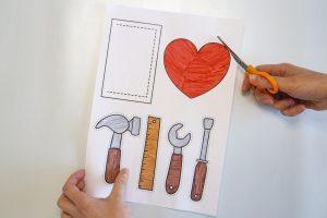 Sacoche à outils - étape 4
