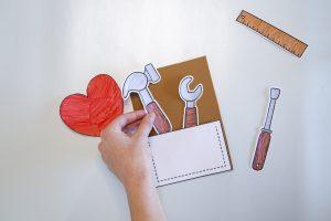Sacoche à outils - étape 7