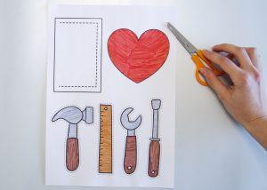 Sacoche à outils - étape 3