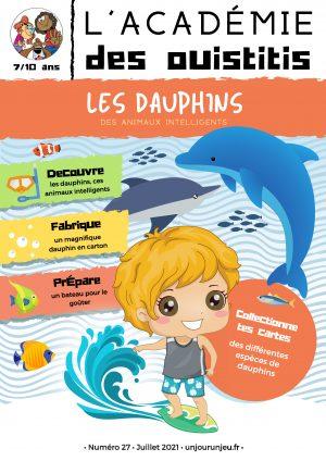 L'Académie des Ouistitis et les dauphins