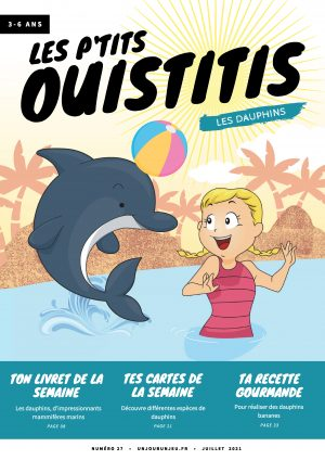 Les P'tits Ouistitis et les dauphins