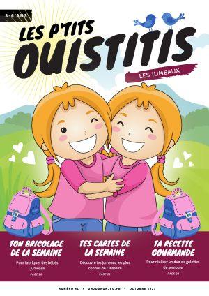 Les P'tits Ouistitis et les jumeaux
