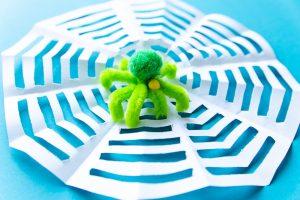 Ma toile d'araignée