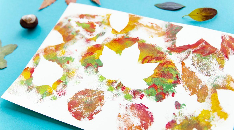 Ma peinture d'automne